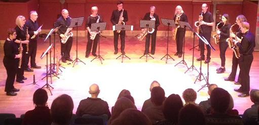 Yorkshire Saxophone Choir