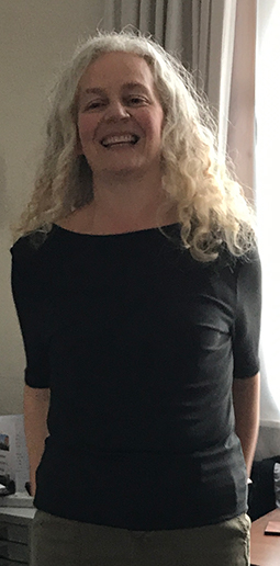 Sarah Markham